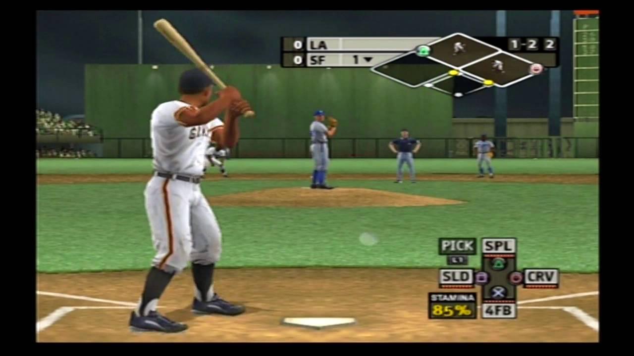 Download Los Angeles Dodgers MVP Baseball 2005 Dynasty FRANCHISE WARS Game 1 Dodgers vs Giants