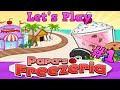 Let's Play Papa's Freezeria! Part 1- A Real Sundae