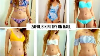 ZAFUL BIKINI HAUL  // Try on haul + Review