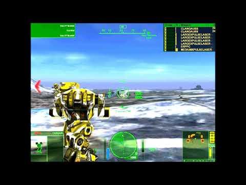 Daishi - MW4 Mercenaries - Talon - Mech Works |