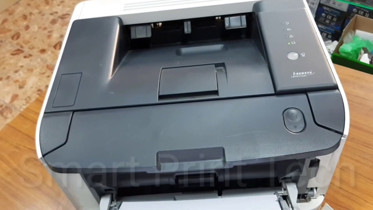 How to Replace the Toner Cartridge on Canon LBP 6310dn Laserjet Printer - YouTube