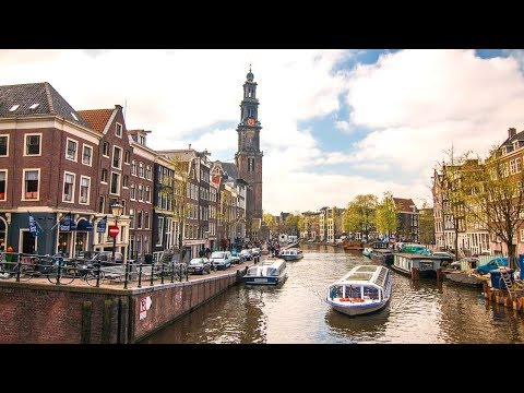How Expensive is AMSTERDAM, Netherlands? Walking Tour, Food