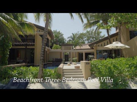 Beachfront Three Bedroom Pool Villa – Banyan Tree Mayakoba