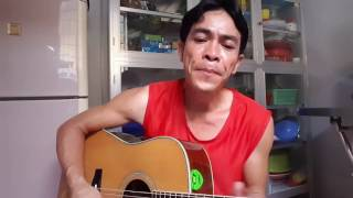 PHỐ VĂNG EM RỒI. St Mạnh Phát & Nguyễn Đăng Thanh. Guitar slow Phan anh Toàn