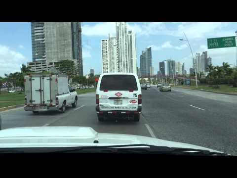 Panama Driving Experience