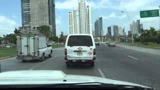 Panama Driving Experience