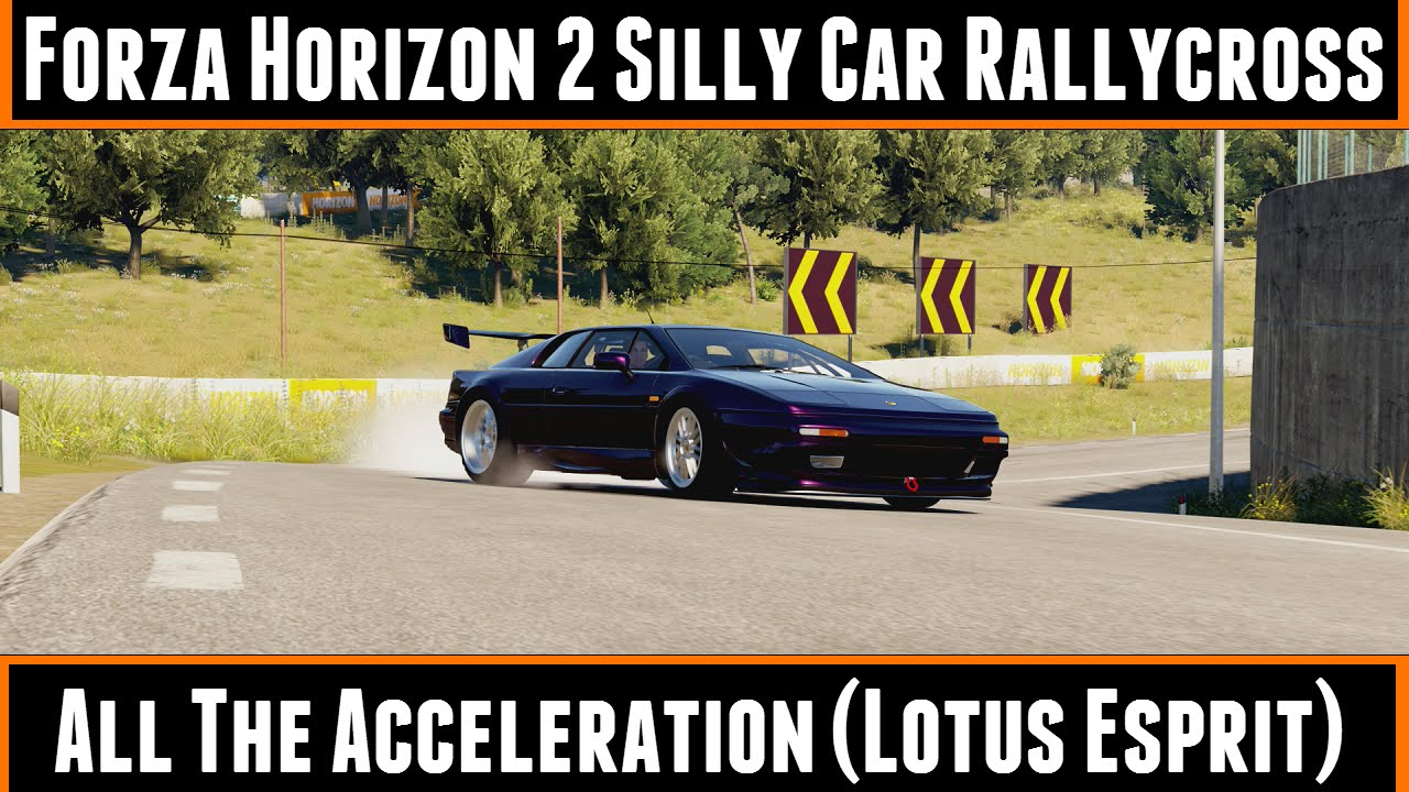forza horizon 2 silly car rallycross all the acceleration. Black Bedroom Furniture Sets. Home Design Ideas