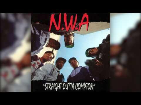 N.W.A - Gangsta Gangsta (CLEAN) [HQ]
