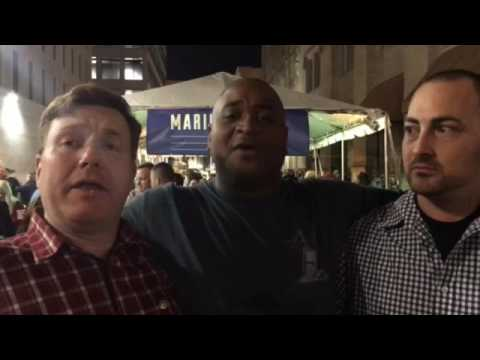 Marine Corps veterans describe encounter with anti-Trump protesters in New Orleans