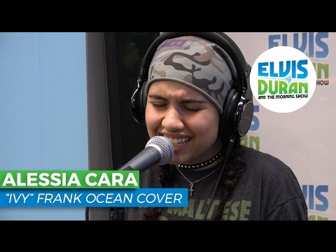 "Alessia Cara - ""Ivy"" Frank Ocean Cover | Elvis Duran Live"