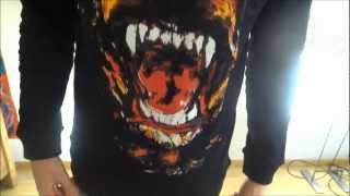 Hiphopiop Givenchy Rottweiler Crewneck (1080p)