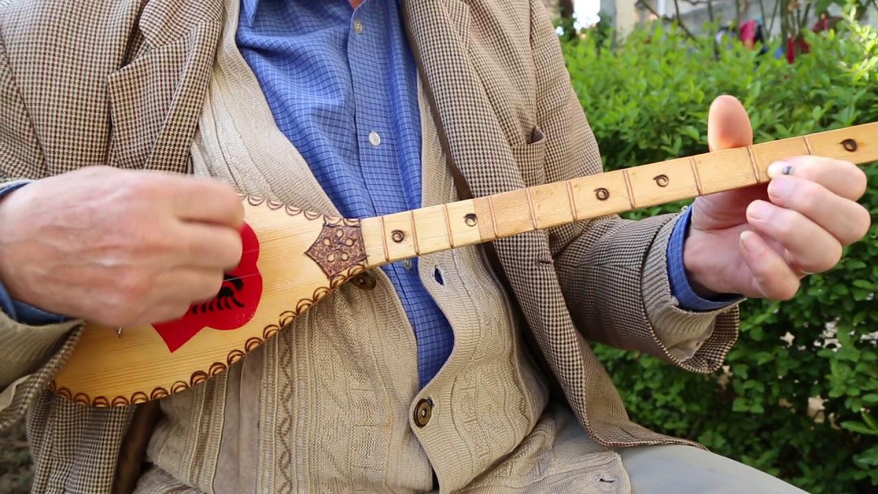Download Cifteli popullore (Playing Albanian Qifteli)