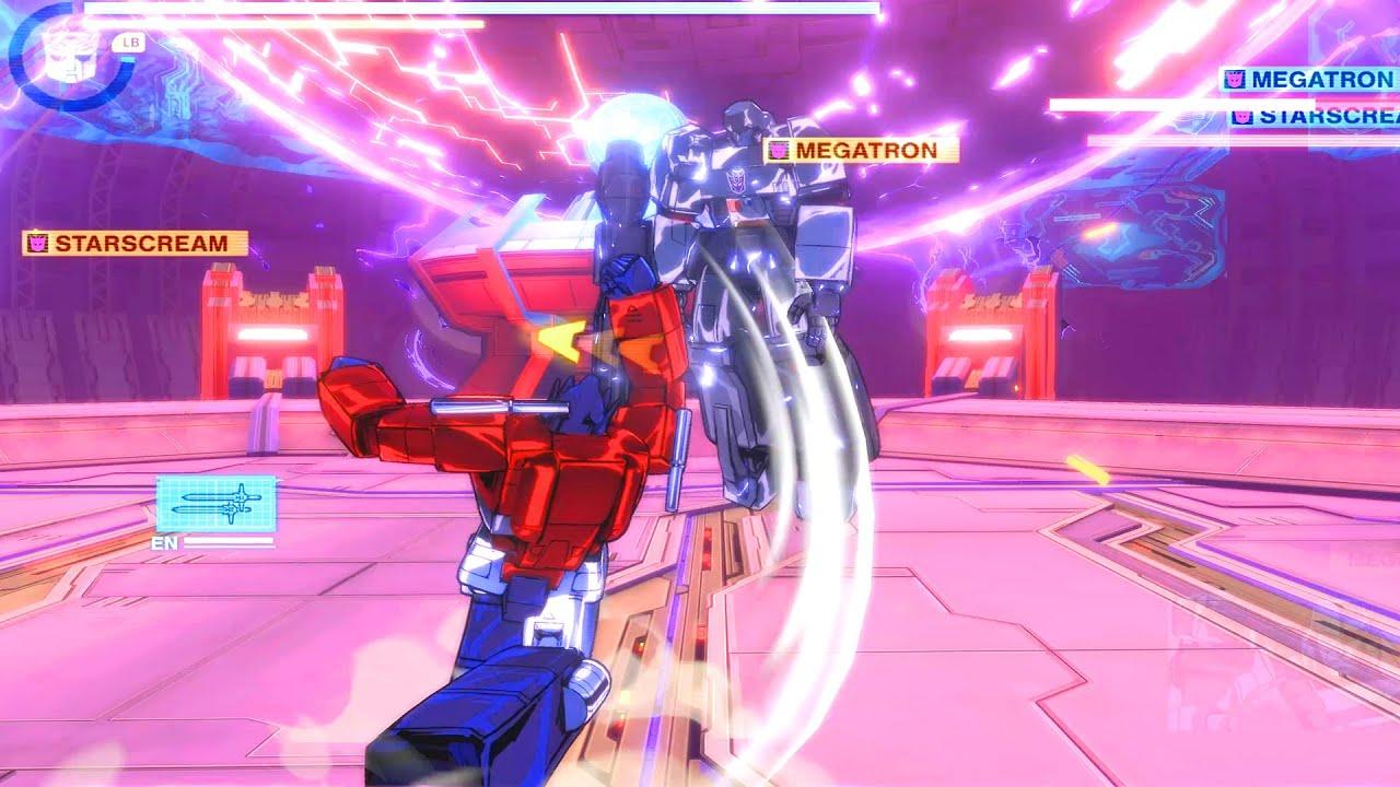 Transformers Devastation GamePlay#4 OptimusPrime Challenge Warrior Mission11 15 Defeat Decepticons