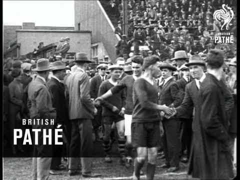 37,500 At Football Final  (1926)