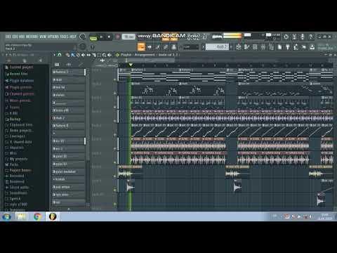 Allo Chkoun Ntiya Instru Fl Studio