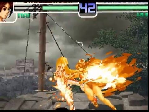 The King of Fighters 2002 My Online Play |