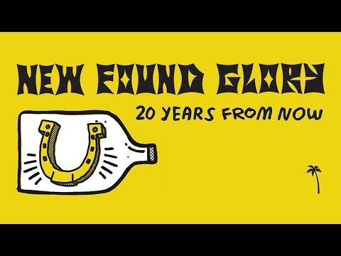 "New Found Glory Releases New Song ""20 Years From Now"""
