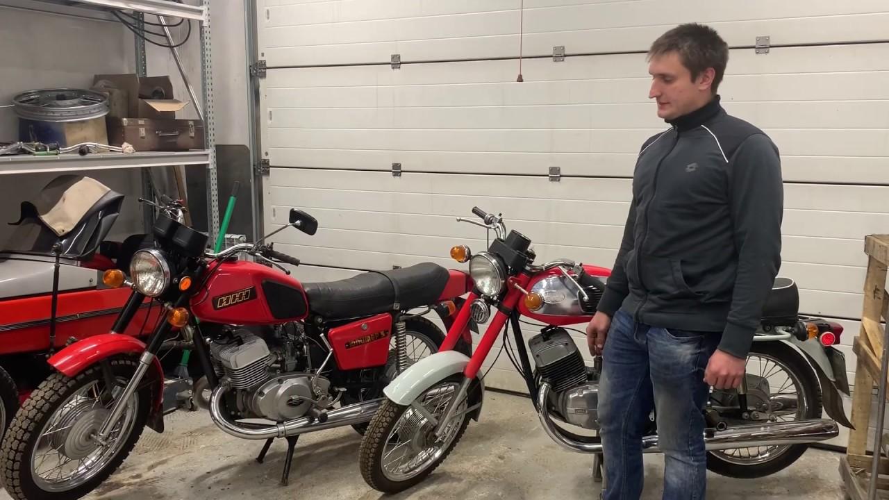 Что выбрать Ява или Иж // Сравниваем мотоциклы Ява 634 и Иж Юпитер-5 // Обзор Ява 350  и Иж Юпитер