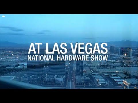 Triton At Las Vegas National Hardware Fair