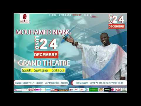NOUVEAU : Single mouhamed Niang Mou Serigne saliou NATALAM