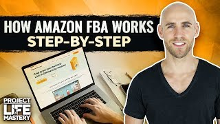 How Amazon FBA Works & How To Make Money From It In 2020