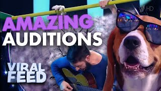 Download Most AMAZING AUDITIONS On Russia's Got Talent 2021 | VIRAL FEED