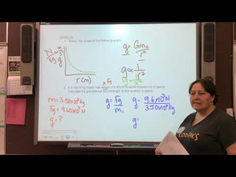 Gravitational Fields and Forces