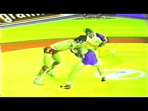 1989 Senior World Championships: 52 kg Valentin Jordanov (BUL) vs. Cheul-Seul Son (PRK)