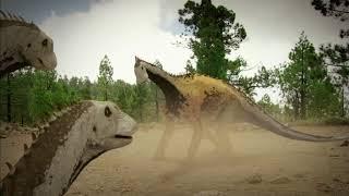 Dinosaur Revolution - Shunosaurus