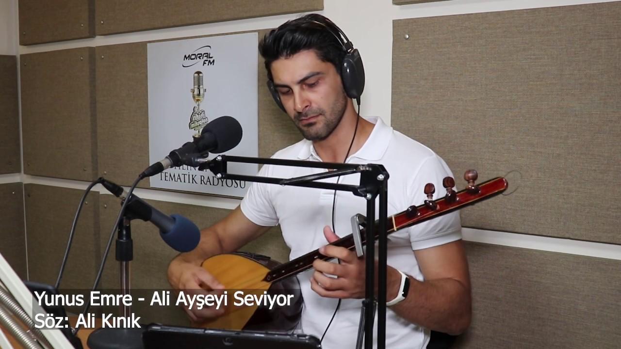 Ali Ayşeyi Seviyor [Yunus Emre - Moral FM]