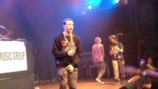 Logic - The Come Up Live at the House of Blues Los Angeles 5-31-13