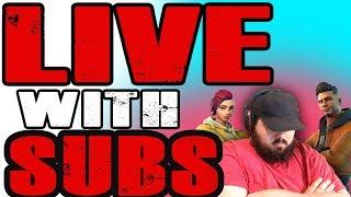 🔴 Live With Subscribers! (Read Description) Fortnite Xbox live stream