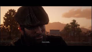 John Marston Proposes To Abigail Cutscene - Red Dead Redemption 2 (RDR 2)