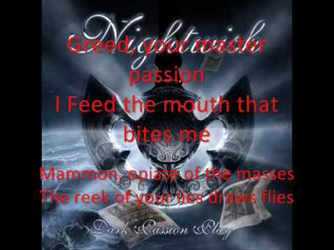 Клип Nightwish - Master Passion Greed