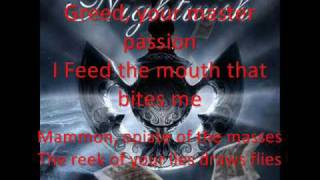 05. Master Passion Greed - Nightwish (With Lyrics)