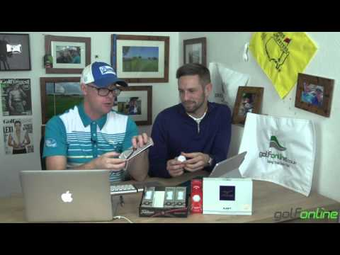 Mark Crossfields Buying guide to Golf Balls