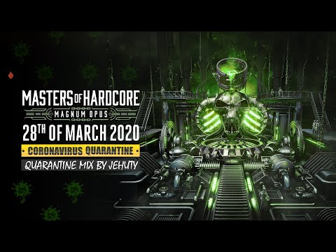 Masters Of Hardcore 2020 Quarantine Mix By Jehuty (25 Years)