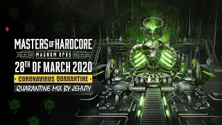 Masters of Hardcore 2020 Quarantine Mix by Jehuty (25 Years)