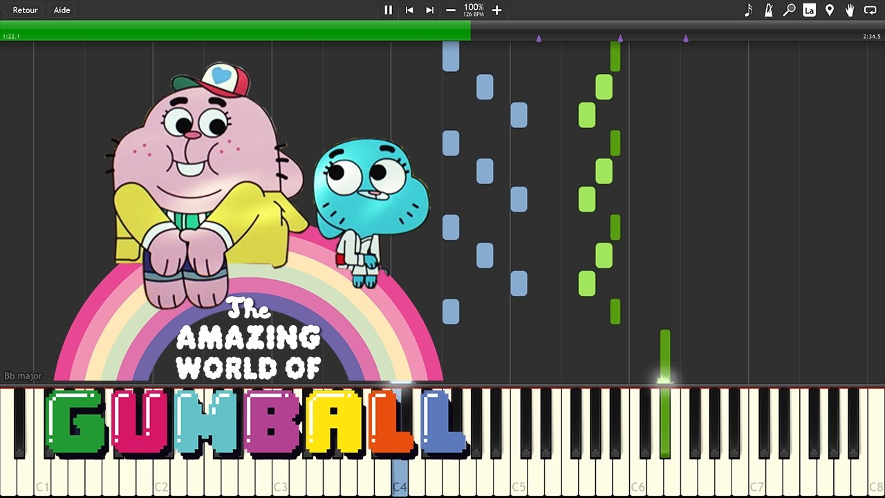 the amazing world of gumball music download
