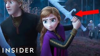 All The Details You Might Have Missed In The Second 'Frozen 2' Trailer | Pop Culture Decoded