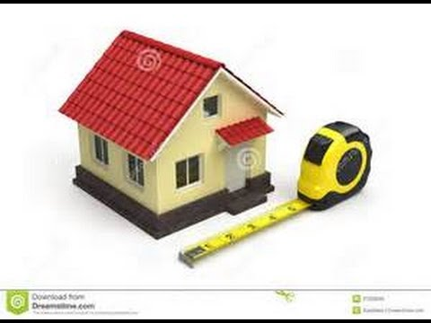 Measuring home for Heated Square Footage