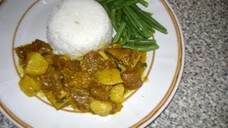 Jamaican Cuisine: How To Cook Curry Goat