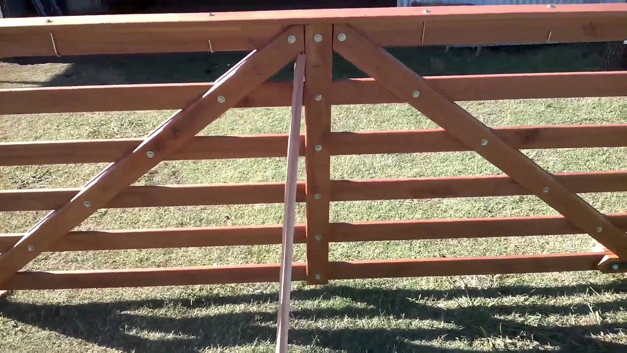 Portones porteras madera youtube for Puertas de ingreso de madera