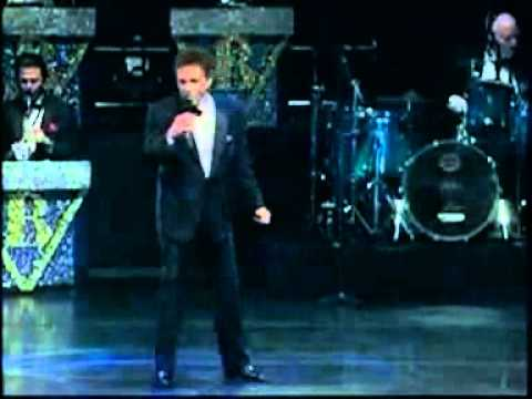 BOBBY VINTON   MR LONELY LIVE IN 2002   YouTube