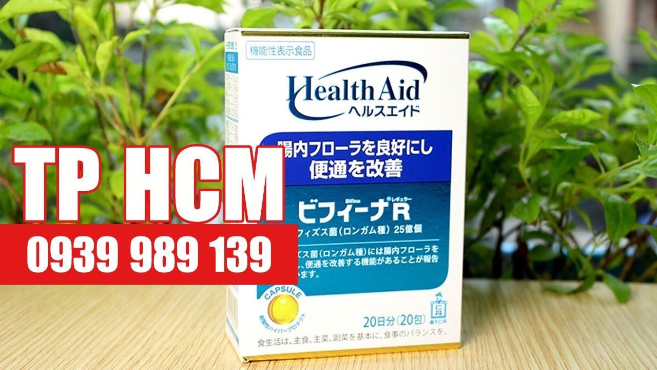 Nhà thuốc bán men vi sinh Bifina Nhật Bản ở  TPHCM | Trâm Bifina