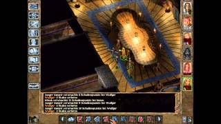Let's Play Together Baldurs Gate II #046   Stürmung des Grabs