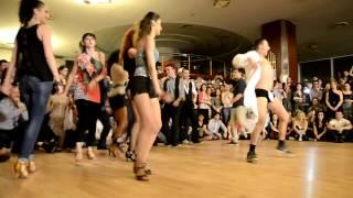 Battle - Congresul National de Salsa 2013 - echipa Sudului