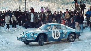 WRC Classics - Rallye Monte Carlo 1973 Review