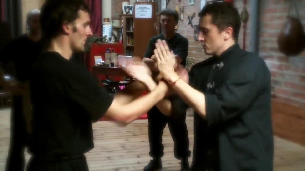 Wing Chun Chi sao | L'art des mains collantes | vol.2 - (extraits) FULL MOVIE