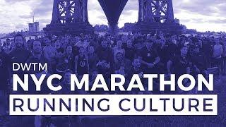 The power of RUNNING CULTURE & RUNNING CREWS: NYC Marathon 2018